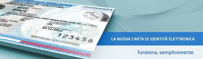 A Montecchio arriva la carta d'identità elettronica: potrà essere rinnovata 180 giorni prima della scadenza