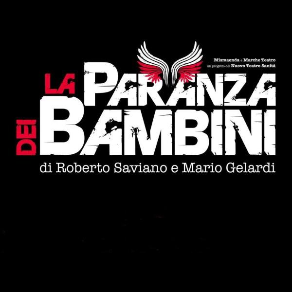 """In scena al Mancinelli """"La Paranza dei Bambini"""" di Roberto Saviano nella giornata contro il bullismo"""
