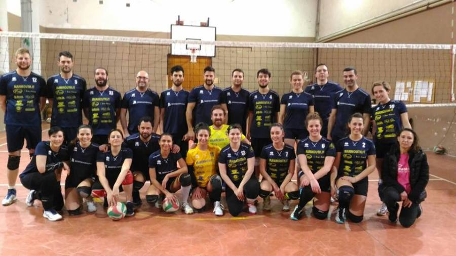 Campionato interregionale di pallavolo mista amatoriale: GS Volley Acquapendente mantiene il terzo posto in classifica