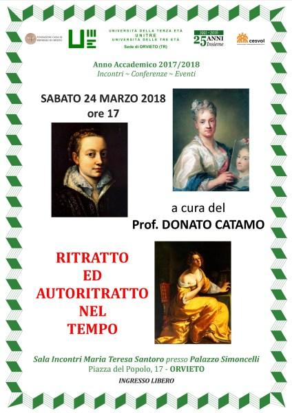 Tra poesia e pittura, Laura Ricci e Donato Catamo protagonisti nel weekend dell'UniTre