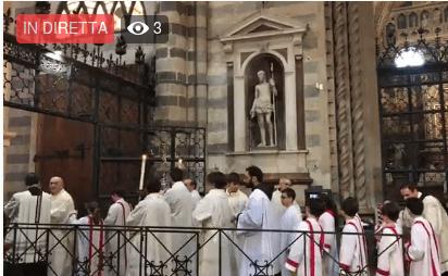 Santa Messa del Crisma in Duomo
