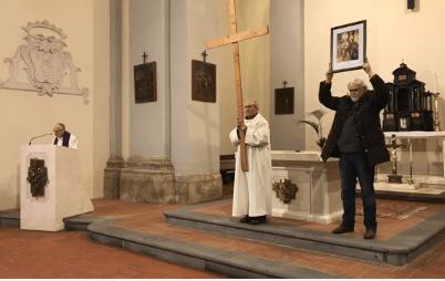La Via Crucis del Venerdì Santo