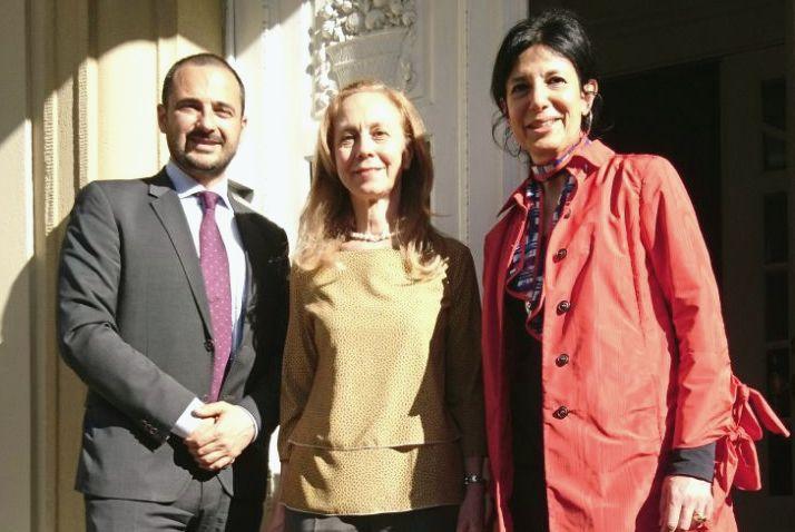A Lussemburgo incontro fra ambasciatore Italiano e rappresentanti amministrazione comunale di Orvieto