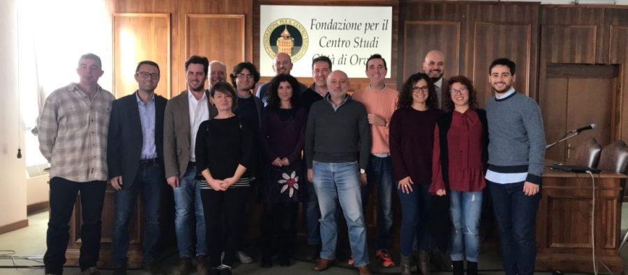 Centro Studi Città di Orvieto, formato il consiglio scientifico. Presentazione alla città delle attività