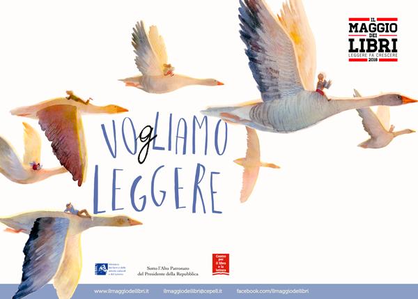 Elena De Vecchi ospite alla Biblioteca Fumi di Orvieto per il Maggio dei Libri 2018