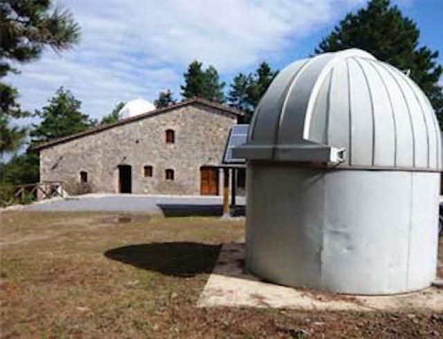 Polvere di stelle all'Osservatorio Astronomico Monte Rufeno per la notte di San Lorenzo