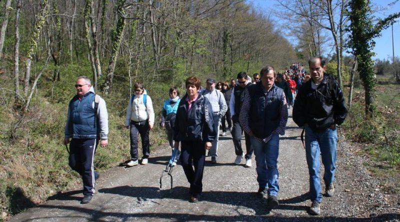 Roghete Trekking, passeggiata alla Riserva Naturale Monte Rufeno con sosta all'Agriturismo le Roghete