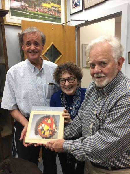 A dieci anni dalla scomparsa, Aiken dedica una mostra all'artista orvietano Livio Orazio Valentini