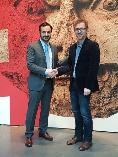 """In Lussemburgo, la conferenza """"Orvieto: a secret jewel in the heart of Italy"""""""