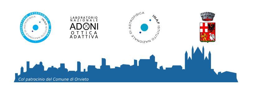 Circa 80 esperti del settore parteciperanno al 3° workshop Nazionale di Ottica Adattiva