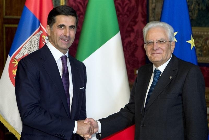 VIDEO – L'Ambasciatore Serbo in visita a Orvieto per conoscere il modello Cittaslow