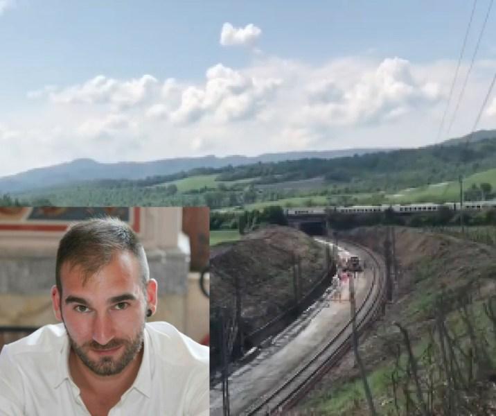 Tragedia sui binari, morire sul lavoro a 26 anni. Addio a Riccardo Cirilli