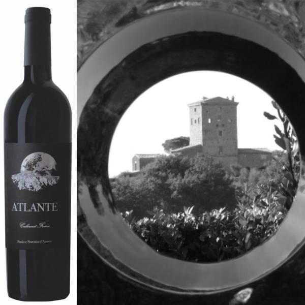 """Ad Atlante della Cantina Paolo e Noemia d'Amico la medaglia d'oro da """"Decanter World Wine Awards"""""""