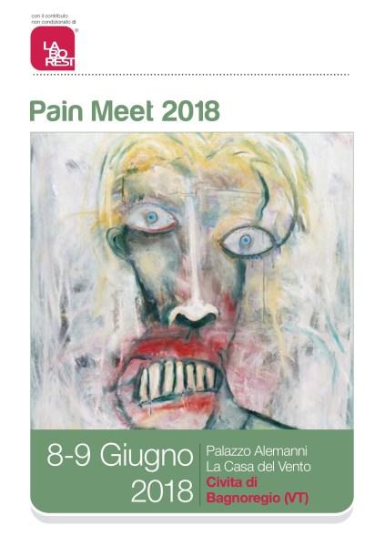 """""""Pain Meet"""", a Civita di Bagnoregio congresso medico sulla gestione del dolore cronico"""
