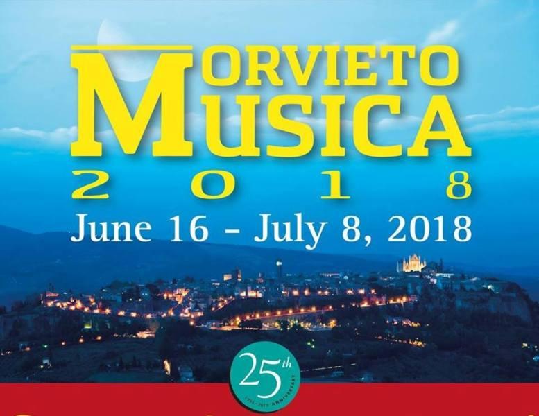 Orvieto Musica prosegue la rassegna di musica da camera con gli appuntamenti di luglio