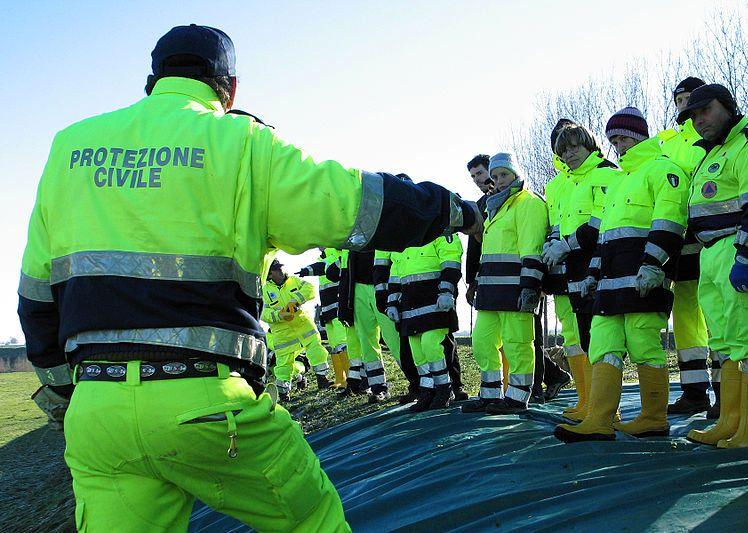 Finanziati i progetti presentati dal Coordinamento del Volontariato di Protezione Civile della Funzione Associata