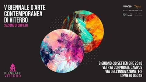 Biennale d'Arte contemporanea, pronta al taglio del nastro la V edizione al Vetrya Corporate Campus