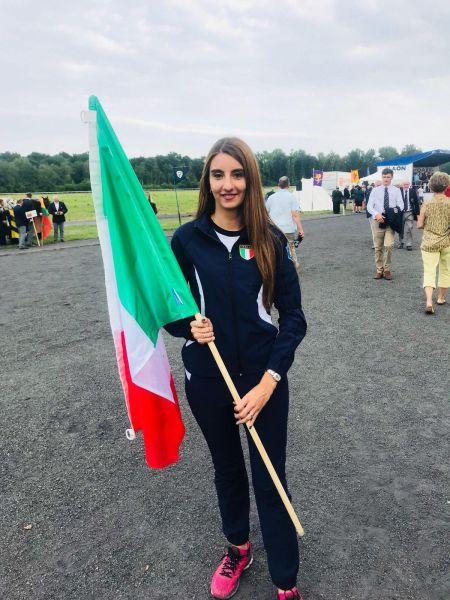 Tiro a volo a Saint Lambert, l'orvietana Graziella Zambrino convocata in Nazionale