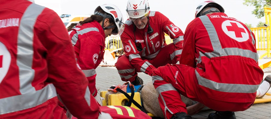 Acquapendente, il Comitato locale invita i cittadini a diventare volontario della Croce Rossa