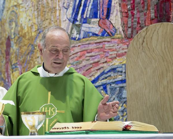 Anche Allerona e Castel Viscardo festeggiano il mezzo secolo di sacerdozio di Don Augusto