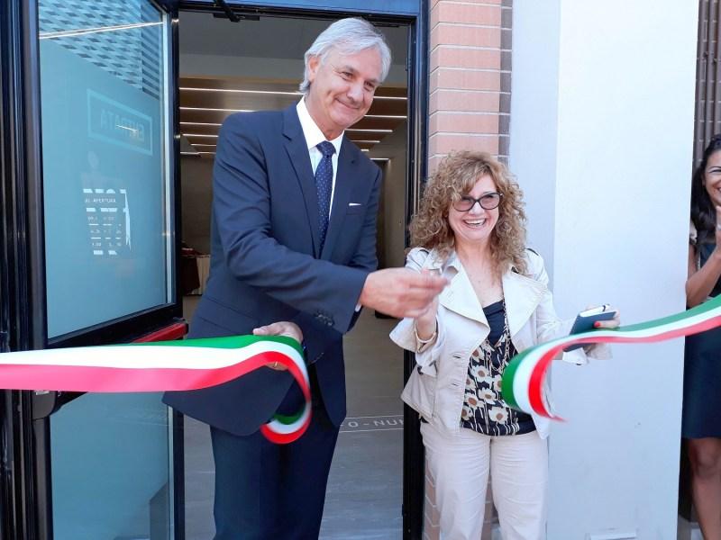 Varato il nuovo front office di Terni del Servizio idrico integrato a Via Farini 11