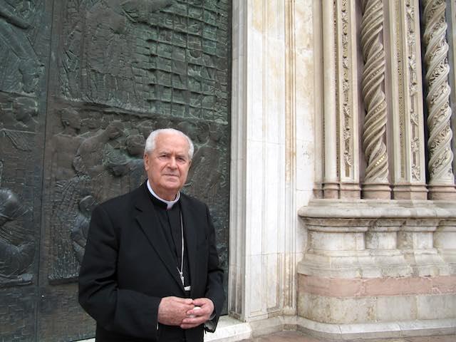 Il ricordo di Mons.Marra nelle parole del vescovo della diocesi Mon. Benedetto Tuzia