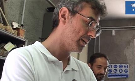VIDEO – Restauro dell'altare Oratorio della Misericordia di Orvieto