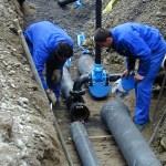 Lavori rete idrica, probabili sospensioni nell'erogazione