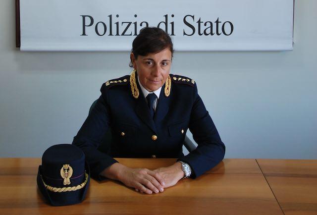 Cambio al vertice della Divisione PASI della Questura, entra Claudia Di Persio