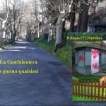 Atti vandalici in confaloniera, il Comune costretto a chiudere i servizi igienici