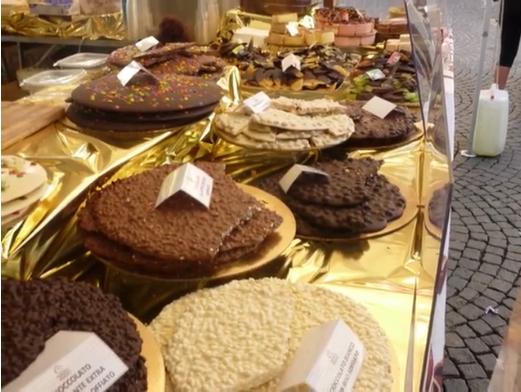 Orvieto di cioccolata