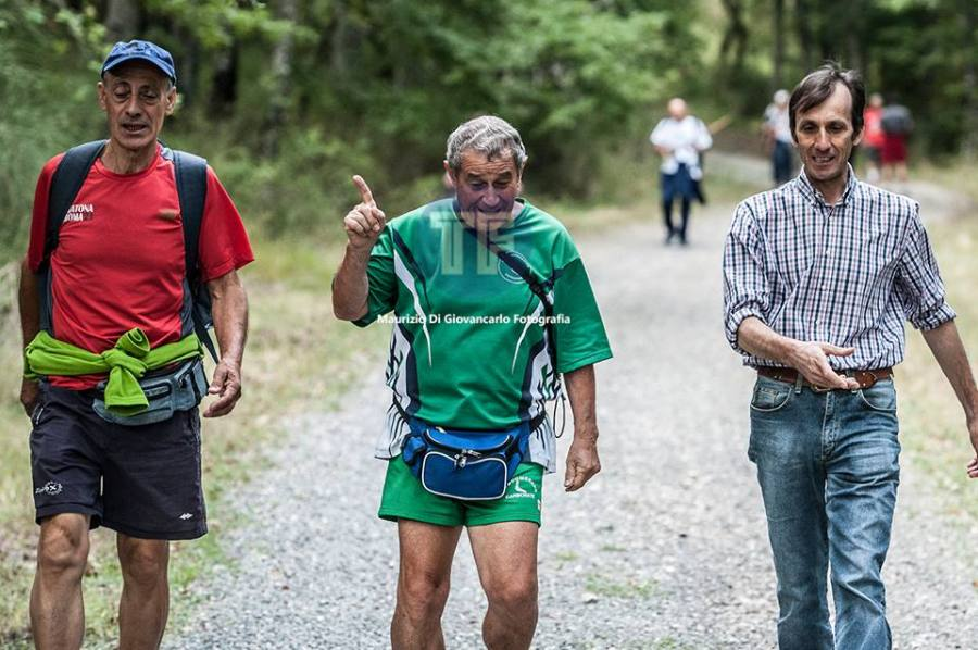Presentazione della 2A edizione della World Francigena Ultramarathon