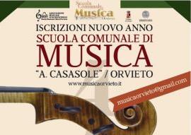 """Nuovo anno scolastico per la Scuola di Musica """"Adriano Casasole"""""""