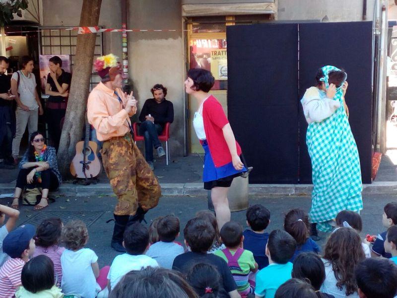 Abdulin Mangiaverdure: a Viterbo apre la Commedia dell'Arte dei Bambini