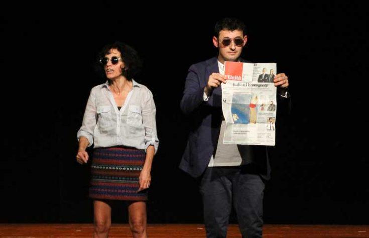 """Gli aquesiani pronti per lo spettacolo """"Acqua di colonia"""" al Teatro Mancinelli di Orvieto"""