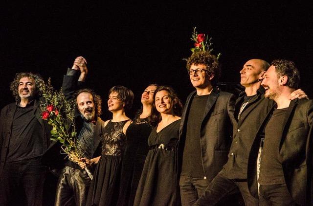 """Al Mancinelli l'Opera quasi Rock di Arturo Annecchino & Synphònia Band """"MISSALAIKA"""""""