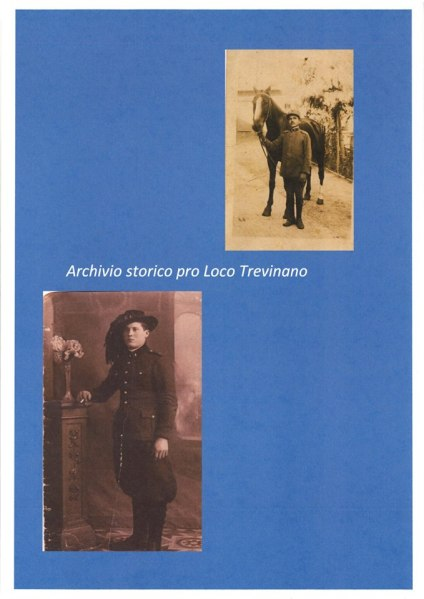 In occasione dei 100 anni della fine della Grande Guerra ecco gli eventi in programma a Trevinano