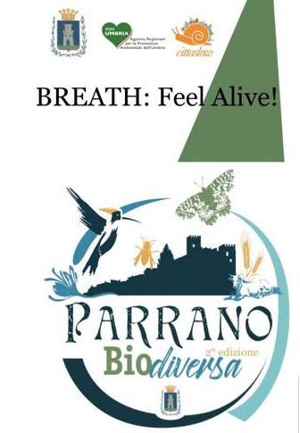 """A Parrano tutto pronto per il convegno """"Breath: Feel Alive"""""""