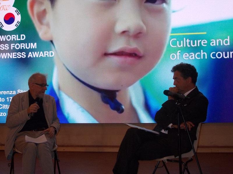 """Anche i ritmi fast del Sud Corea diventano """"Slow"""". Orvieto ospite al Jeonju World Slowness Forum"""