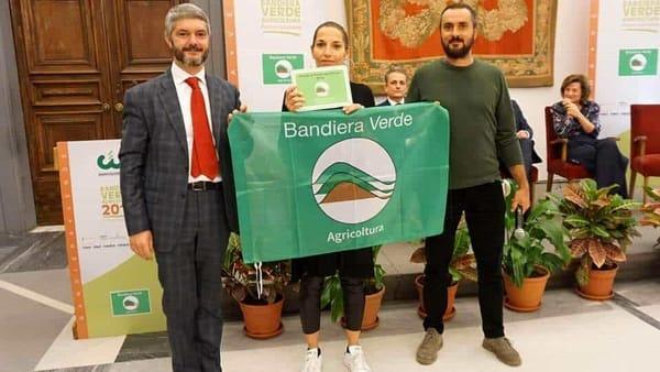 Premio Bandiera Verde a 3 aziende agricole umbre
