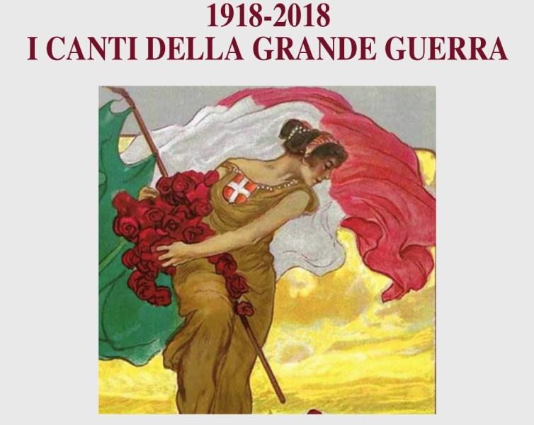 """""""1918-2018. I canti della grande guerra"""", conferenza musicale di Carlo Pagliucci"""