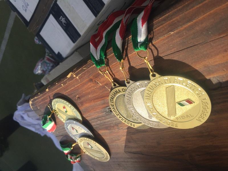 Fidal assegna l'organizzazione della Finale Bronzo dei CDS Assoluti 2019 alla Libertas Orvieto