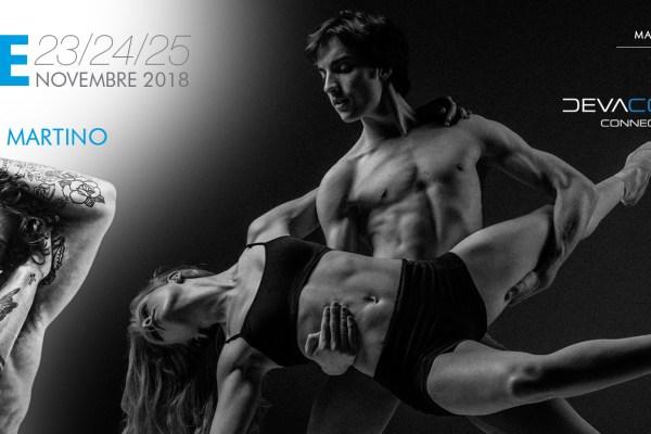 Orvieto Winter Dance 2018, una tre giorni di danza a Palazzo del Popolo