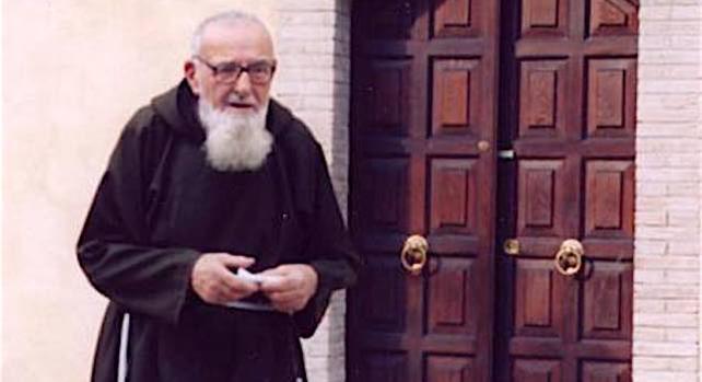 Orvieto ricorda Padre Gianfranco Maria Chiti