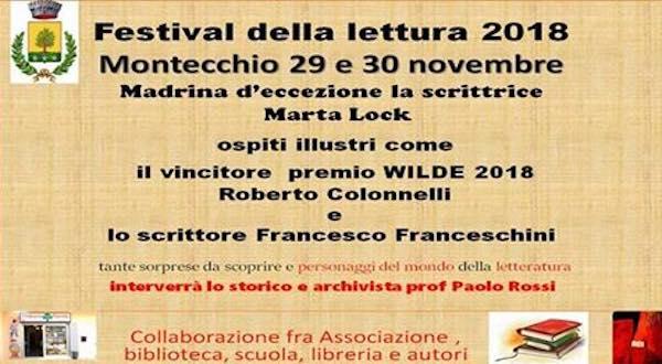 """Riportare i giovani in biblioteca, a Montecchio nasce """"Il Festival della Lettura"""""""