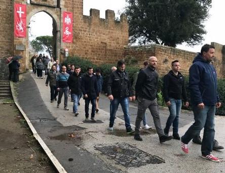 4 novembre, CasaPound ricorda i 500 orvietani caduti in battaglia