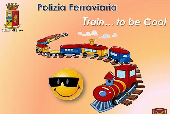 """Train … to be cool"" torna la campagna della Polizia di Stato"