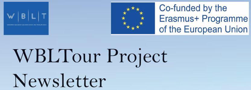 Infoday WBLTour. Il progetto europeo per la formazione dei professionisti del settore turistico