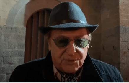 """VIDEO – Renzo Arbore sulla Rupe: """"Umbria jazz winter è un'eccellenza mondiale. Il jazz italiano è il secondo al mondo"""""""
