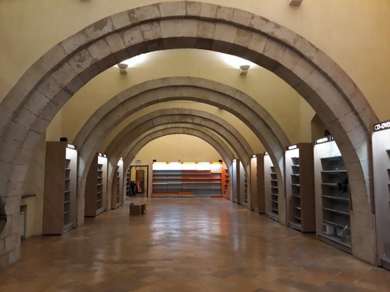 """La libreria senza libri, Gnagnarini: """"Uno schiaffo alla città"""""""